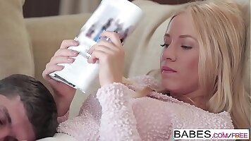 Babes - Step Mom Lessons - Leila Anderson and Saige Gauch + bunny furrito