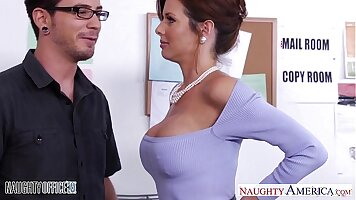 Compilation of photos of hot girls with physical, id alone in the office