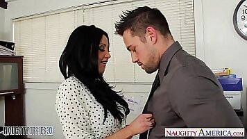 POVOldGeek Hot babe Misty Knight gets nailed on casting office