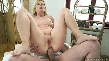 BJ and Anal Massage For Mature