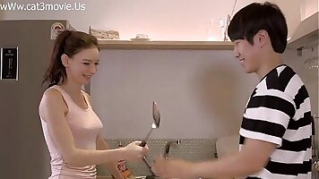 Russian Step Mom Creampied