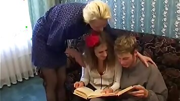 Russian masseuse busted by stepmom