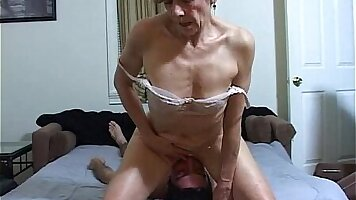 Best Asian slave gets her ass licked and fucked