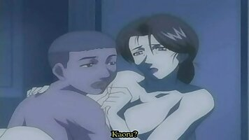 alluring anime babe gets pounded before dinner
