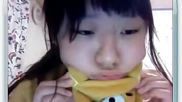 Asian Student With Big Boobs Webcam