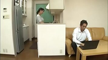 Cheating Japanese wife and two other guys