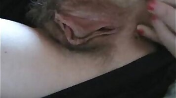 Mom loves hairy cunt sex