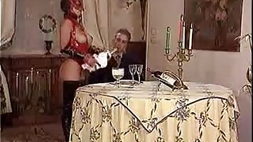 Extreme German Pussy Pounded