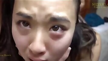 Asian schoolgirl fucked hardcore by a huge dick A Furry Yiff