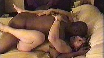 Cock cuckold husband with a black friend