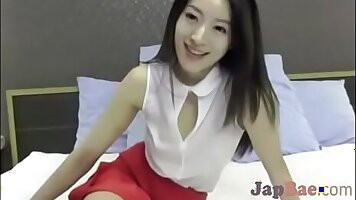 Amazing Asian Takes Off Her Vibrator And Cum